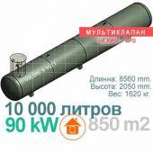 Газгольдер 10000 литров Чехия