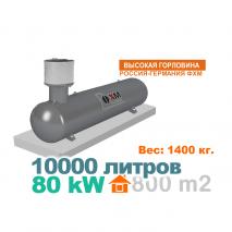Газгольдер 10000 литров Россия - Германия