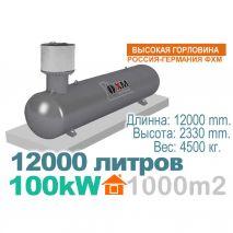 Газгольдер 12000 литров Россия - Германия