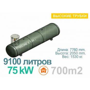 Газгольдер 9100 литров Болгария