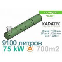 Газгольдер 9100 литров Чехия