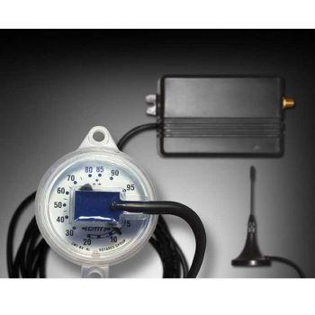 GSM система удалённого контроля уровня топлива в газгольдере